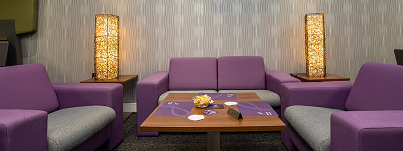 Relax in style at the Premium Lounge, Doncaster