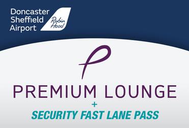 Premium Lounge Doncaster Airport