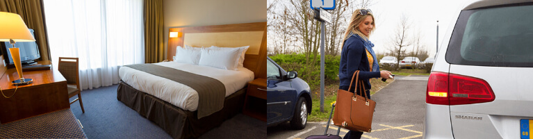 Gatwick Airport North Parking and Hotel Packages