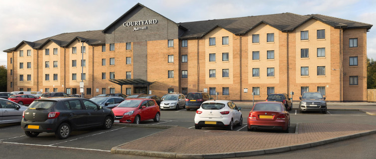 Glasgow Airport Courtyard by Marriott
