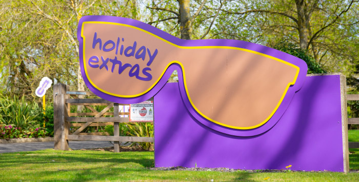 Directions to Holiday Extras Newingreen