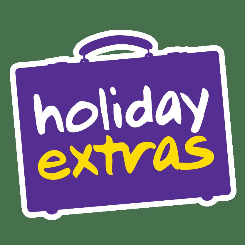Holiday Extras Briefcase Logo