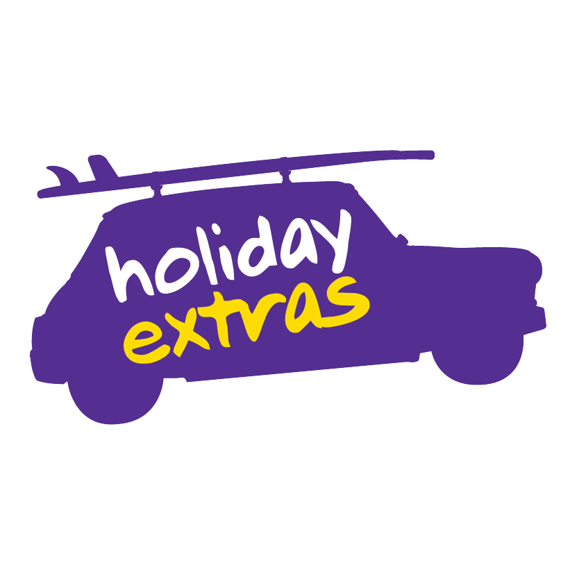 Holiday Extras Car Mini Logo
