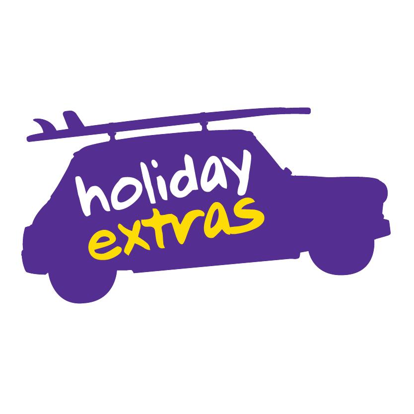 Holiday Extras Car Mini Logo