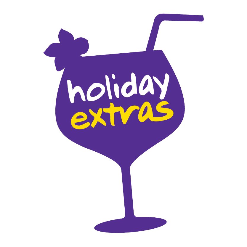 Holiday Extras Cocktail Logo