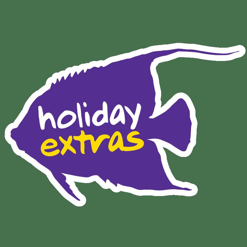 Holiday Extras Fish Logo