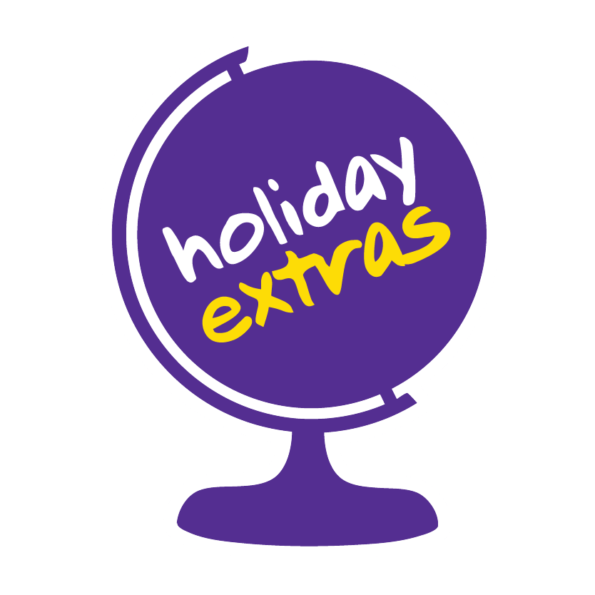 Holiday Extras Globe Logo