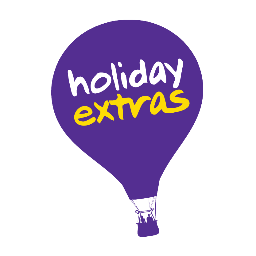 Holiday Extras Hot Air Balloon Logo