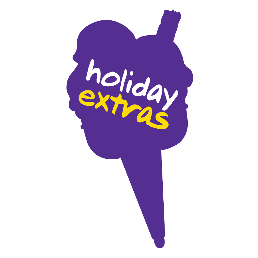 Holiday Extras Ice Cream Logo