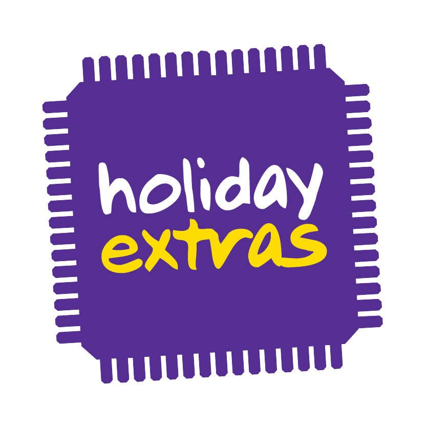 Holiday Extras Tech Logo