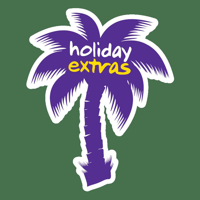 Holiday Extras Palm Tree Logo