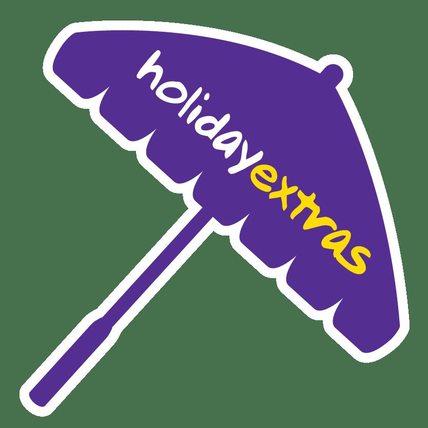 Holiday Extras Parasol Logo