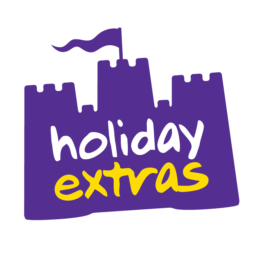 Holiday Extras Sand Castle Logo