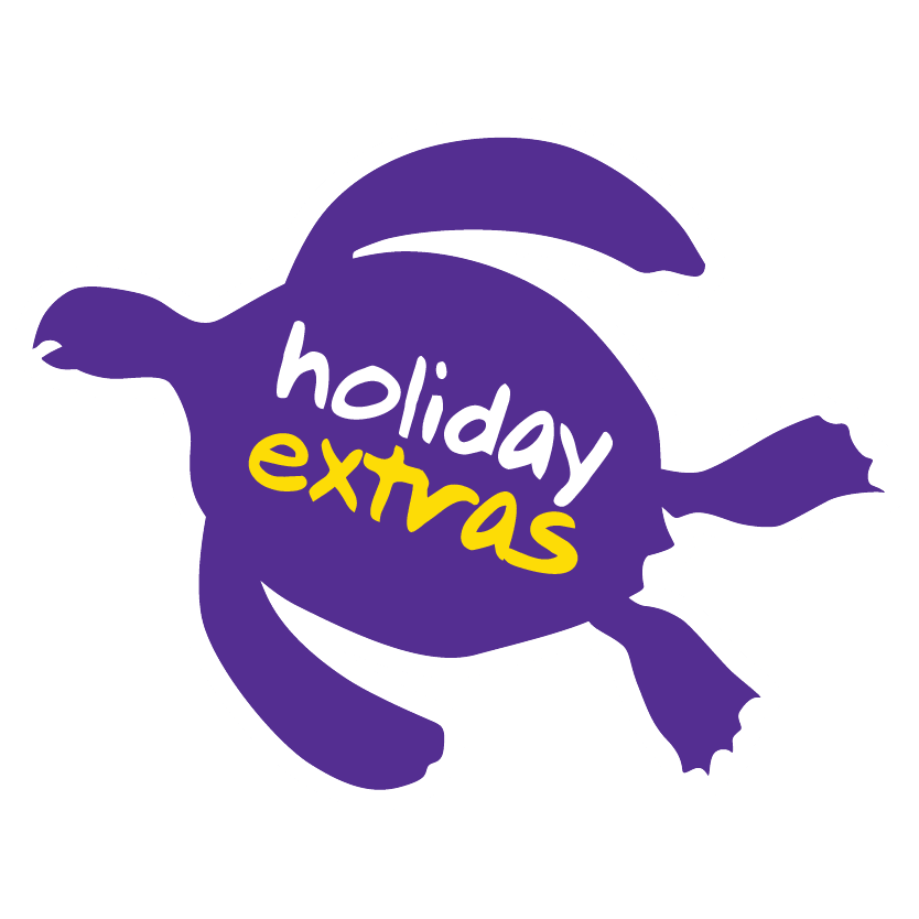 Holiday Extras Turtle Logo