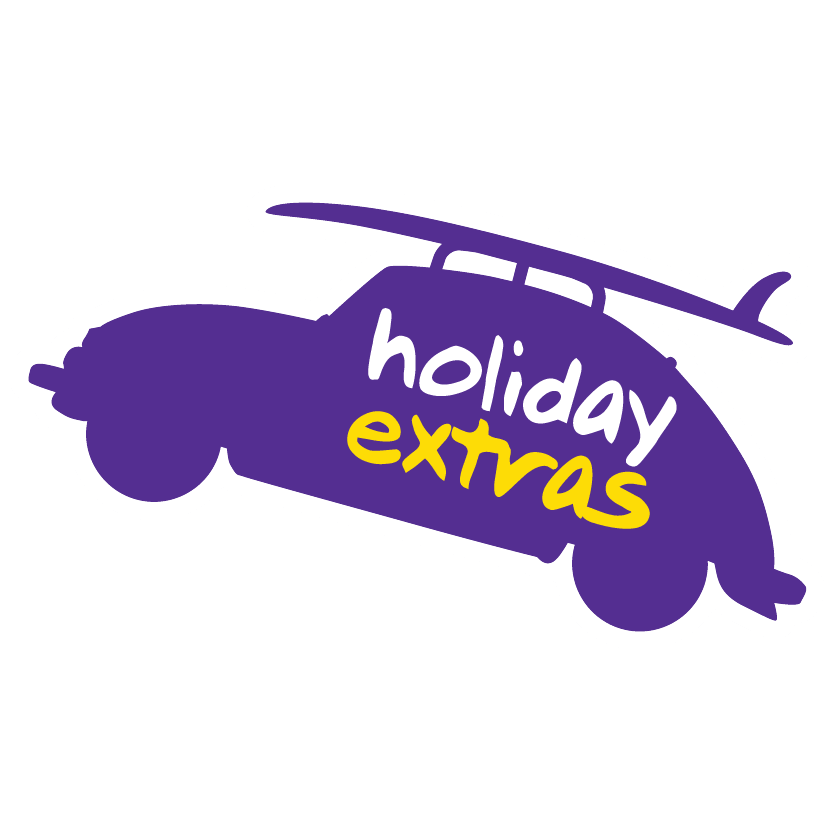 Holiday Extras VW Beetle Logo