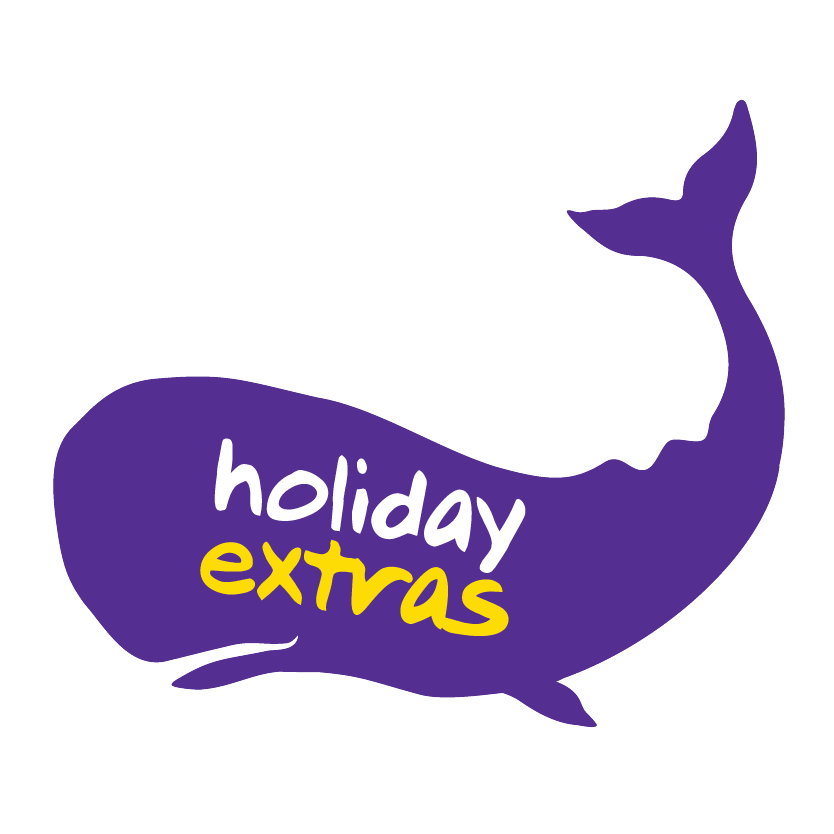 Holiday Extras Whale Logo