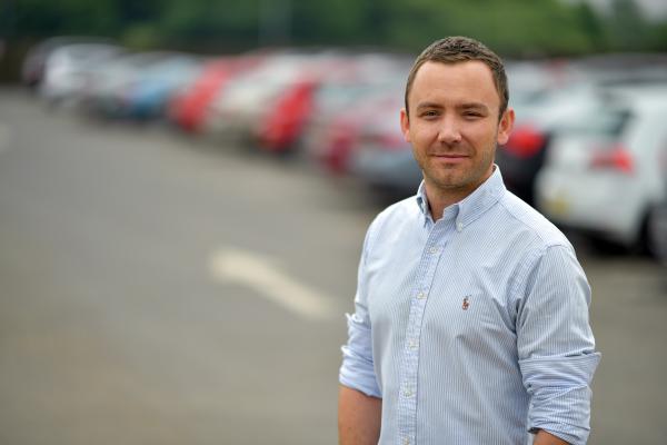 Oliver Ashford - Managing Director ParkIT - Photo