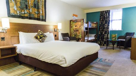 Chessington Resort Hotel - Standard Room