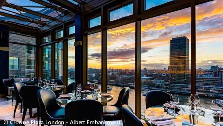 Crowne Plaza London - Albert Embankment - Luxury London Breaks