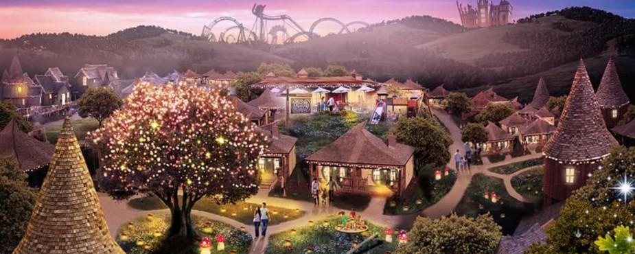 Theme Park Breaks - Alton Towers
