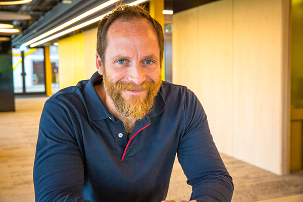 Jim Storey - Corporate Finance Director - Photo
