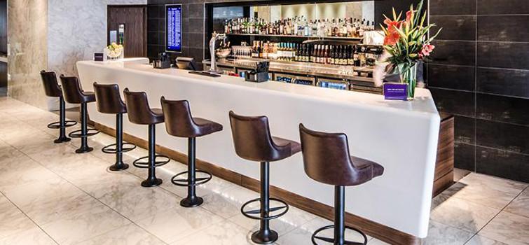 Aberdeen Airport Lounge