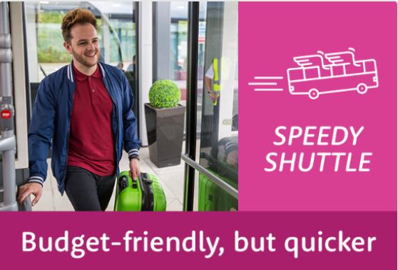 Speedy Shuttle Bus