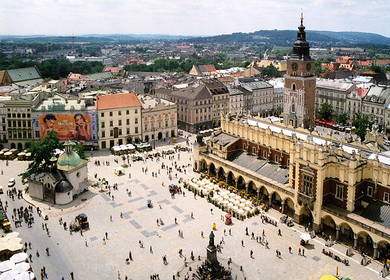 Krakow Airport Transfers