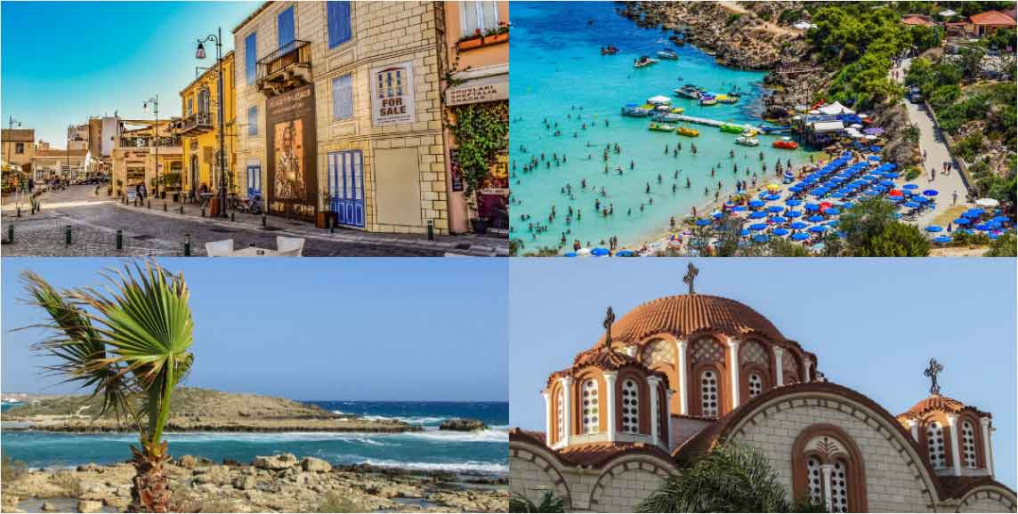 Where to go in Cyprus