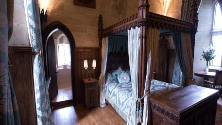 Warwick Castle Ceaser's Tower Suites