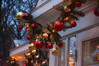 Tivoli Christmas Market, Copenhagen, by Maria Eklind