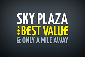 Cardiff Airport Sky Plaza Hotel