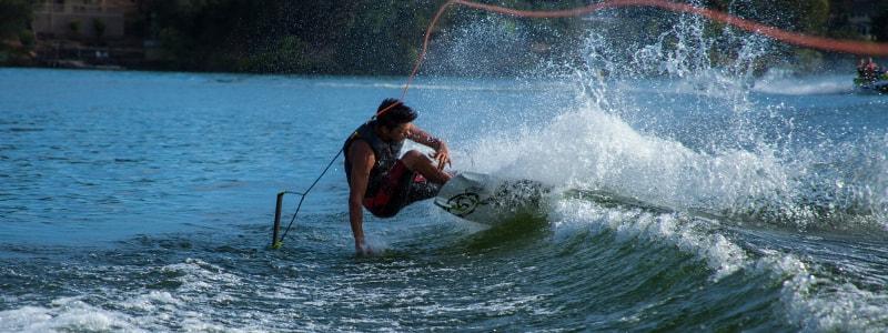 Benidorm Stag Do Wakeboarding