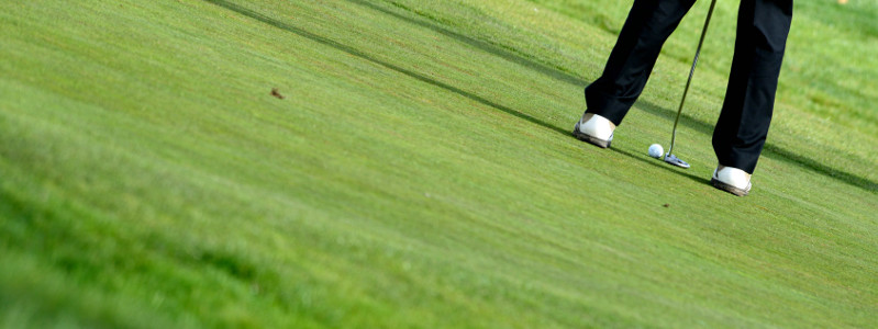 Golfing in Benidorm
