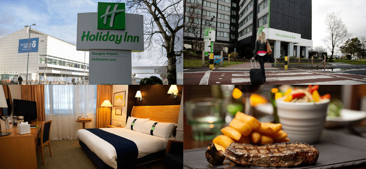 holiday inn glagsow airport photo banner
