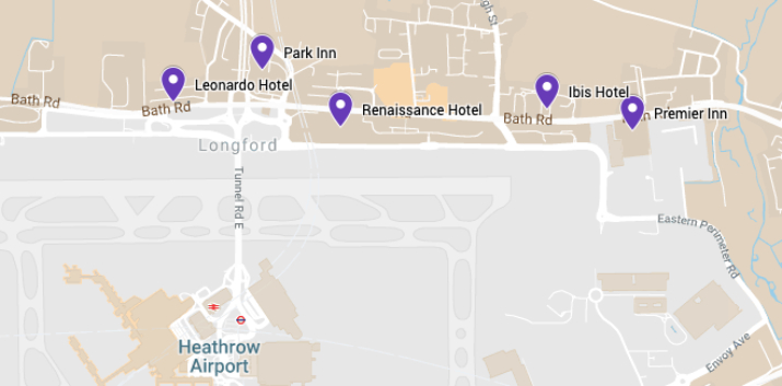 Heathrow Terminal 3 Hotels Stay Near The Airport Up To 50 Off