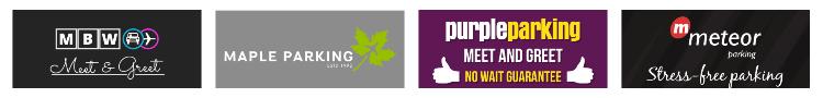 meet and greet parking heathrow airport discount banner