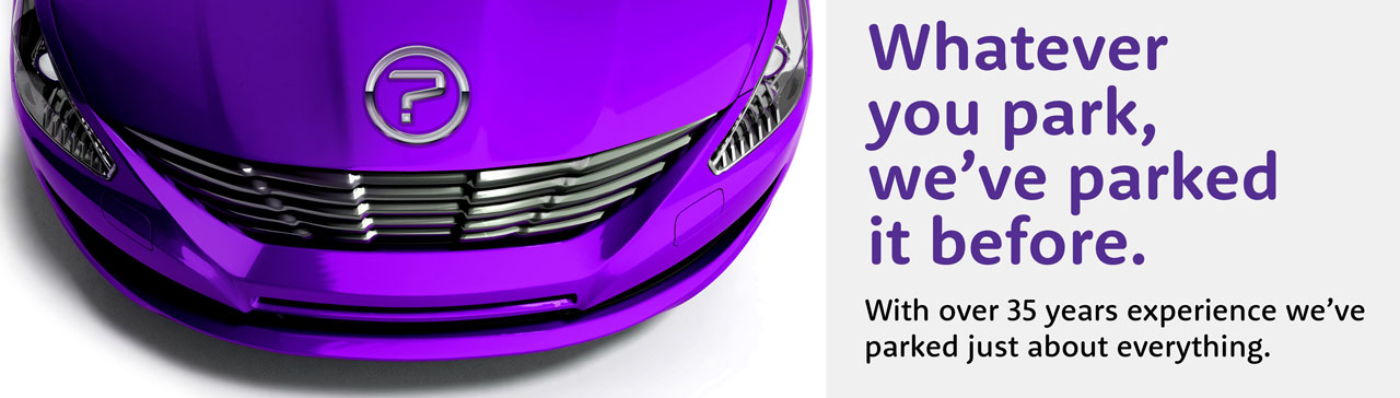 whatever you park parking experience banner liverpool airport