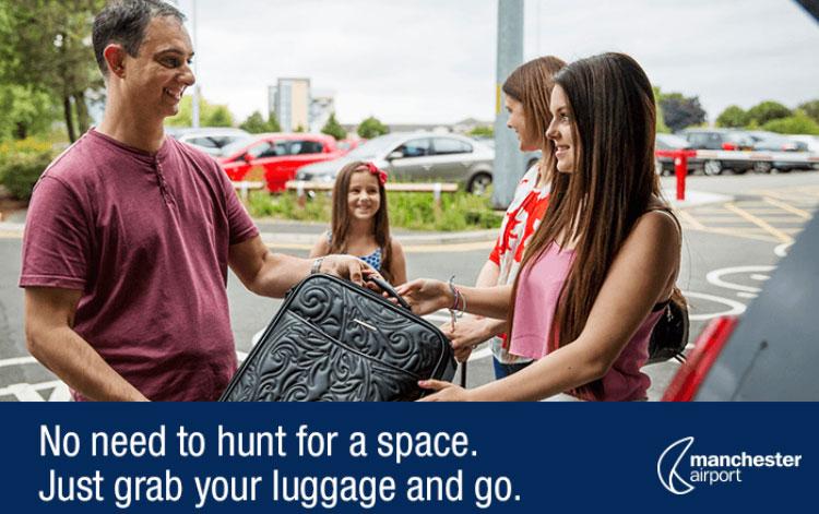 meet and greet parking at manchester airport terminal 2