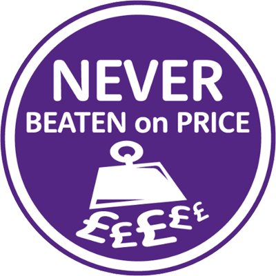 Holiday Extras Never Beaten on Price