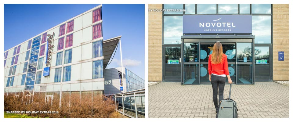 four star hotels at stansted airport radisson blu and novotel