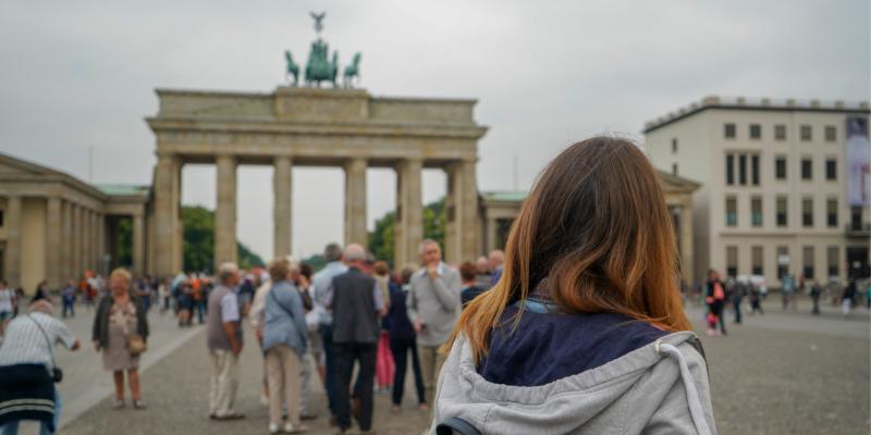 Berlin Bradenberg Gate