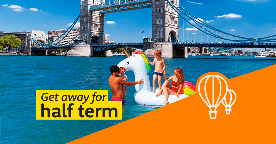 Get away for half term