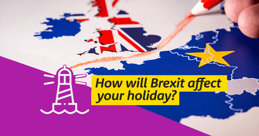 How will brexit affect your holiday