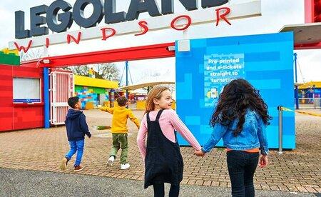 Legoland Windsor Resort with Hotel Deals