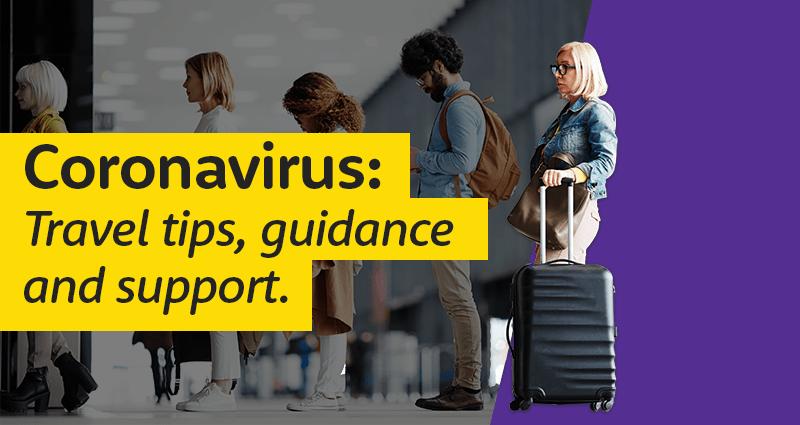 coronavirus help and support