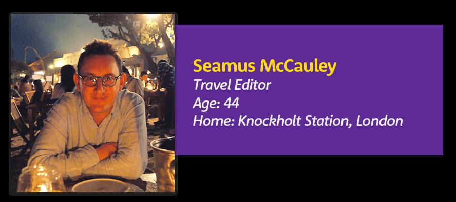 Seamus McCauley