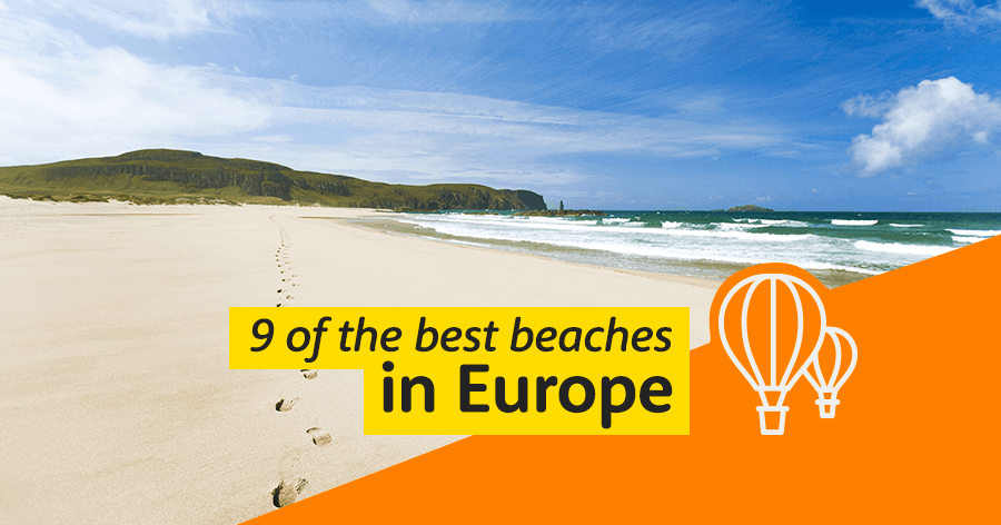 9 of the best beaches in Europe