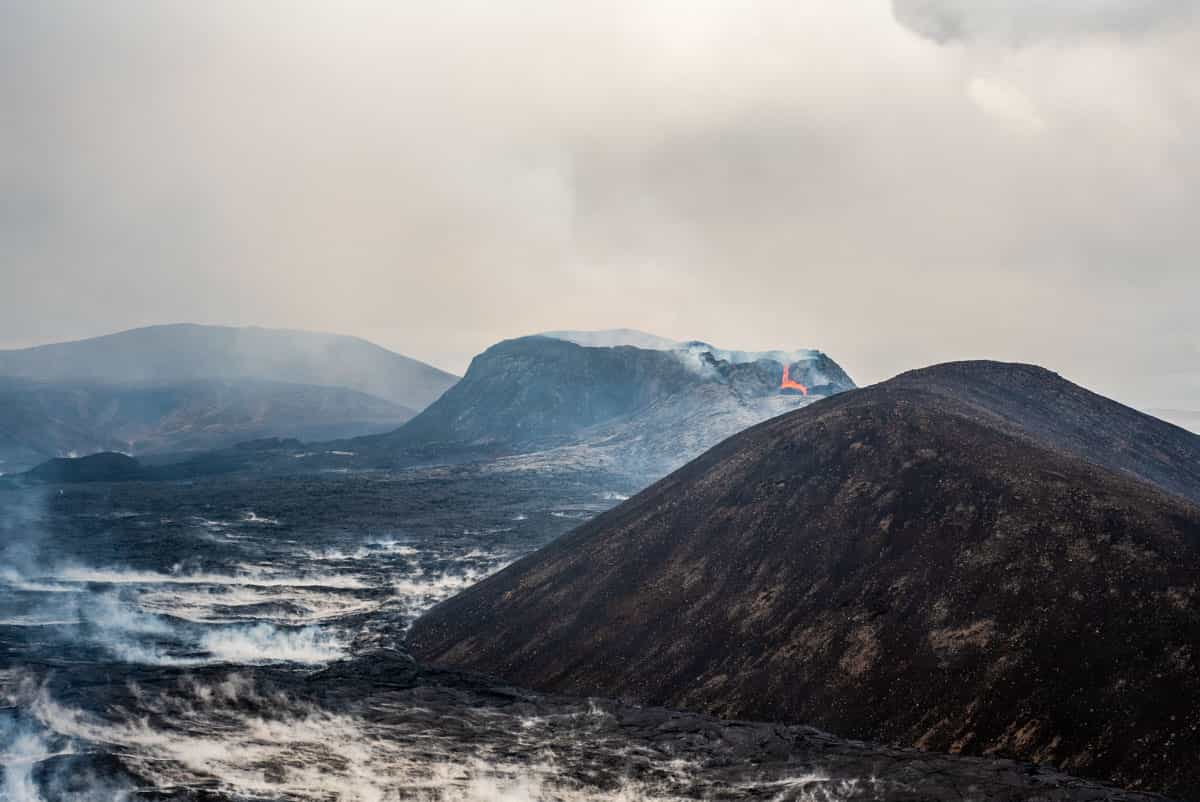 new volcanic eruption in iceland