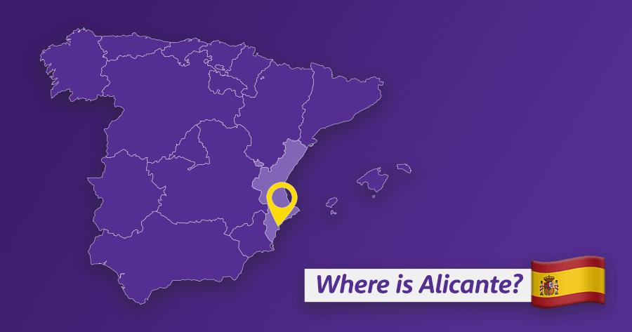 Where is Alicante?